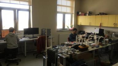 Biomechanics Laboratory
